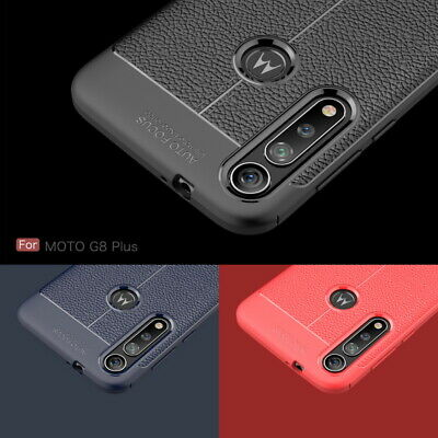 Matte PC + Silicone Shockproof Phone Back Cover Case for Motorola