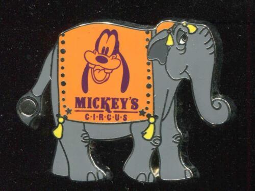 WDW Mickey/'s Circus Board Exclusives Goofy Disney Pin 91841