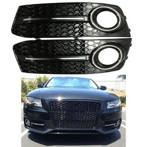 audi a4 fog light cover ebay autos post. Black Bedroom Furniture Sets. Home Design Ideas