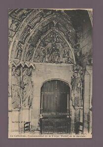 BAYONNE - La cathédrale - Porte de la Sacristie  (C9507)