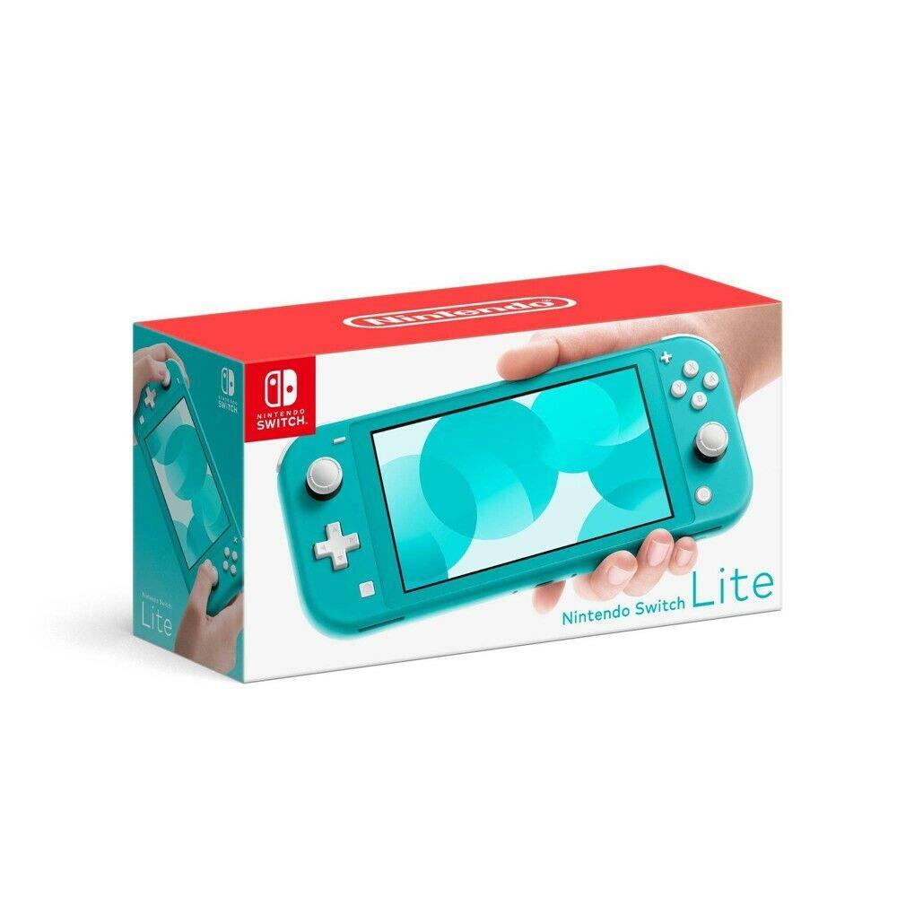 Nintendo HDH-001 Switch Lite Turquoise | Ebay