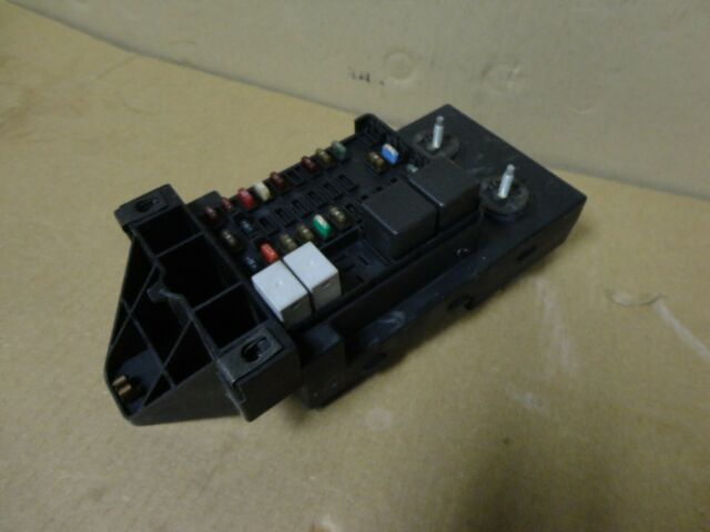 97 98 Ford F150 F250 Truck Interior Dash Fuse Block Box F65b