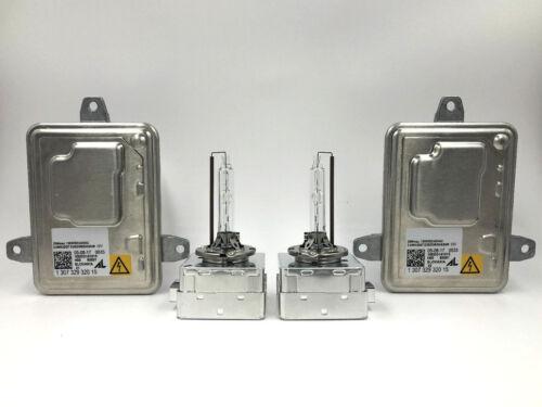 2x New OEM 14-17 Mercedes GLA HID Xenon Headlight Ballast /& Philips D3S Bulb