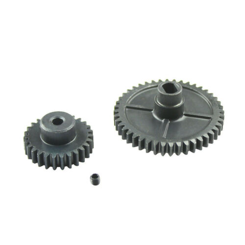 For Wltoys 144001 1//14 4WD RC Car Parts Kit Metal Reduction Gear Motor Gear