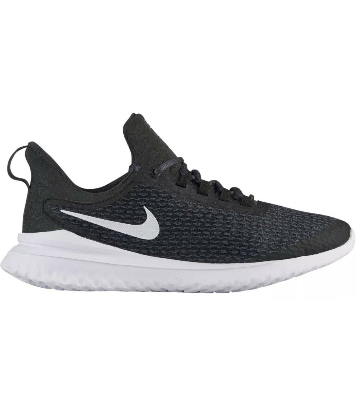 New NIKE RENEW RIVAL - JA7400-300 MEN'S Black White Anthracite Running shoes c1