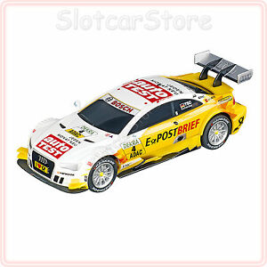 Carrera-GO-61271-Audi-A5-DTM-T-Scheider-No-4-E-Postbrief-2012-1-43-Slotcar-Auto