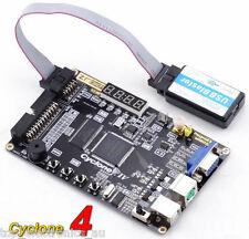 Altera Cyclone IV FPGA EP4CE6E22C8N V2 Development Board+USB Blaster Programmer