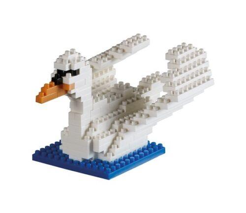 Cygne Level 2 brixies 119 pièces 3d minibausteine blocs de construction