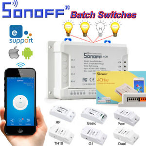 New-Sonoff-Smart-Home-WiFi-Wireless-Switch-Module-For-IOS-Android-APP-Ctrl