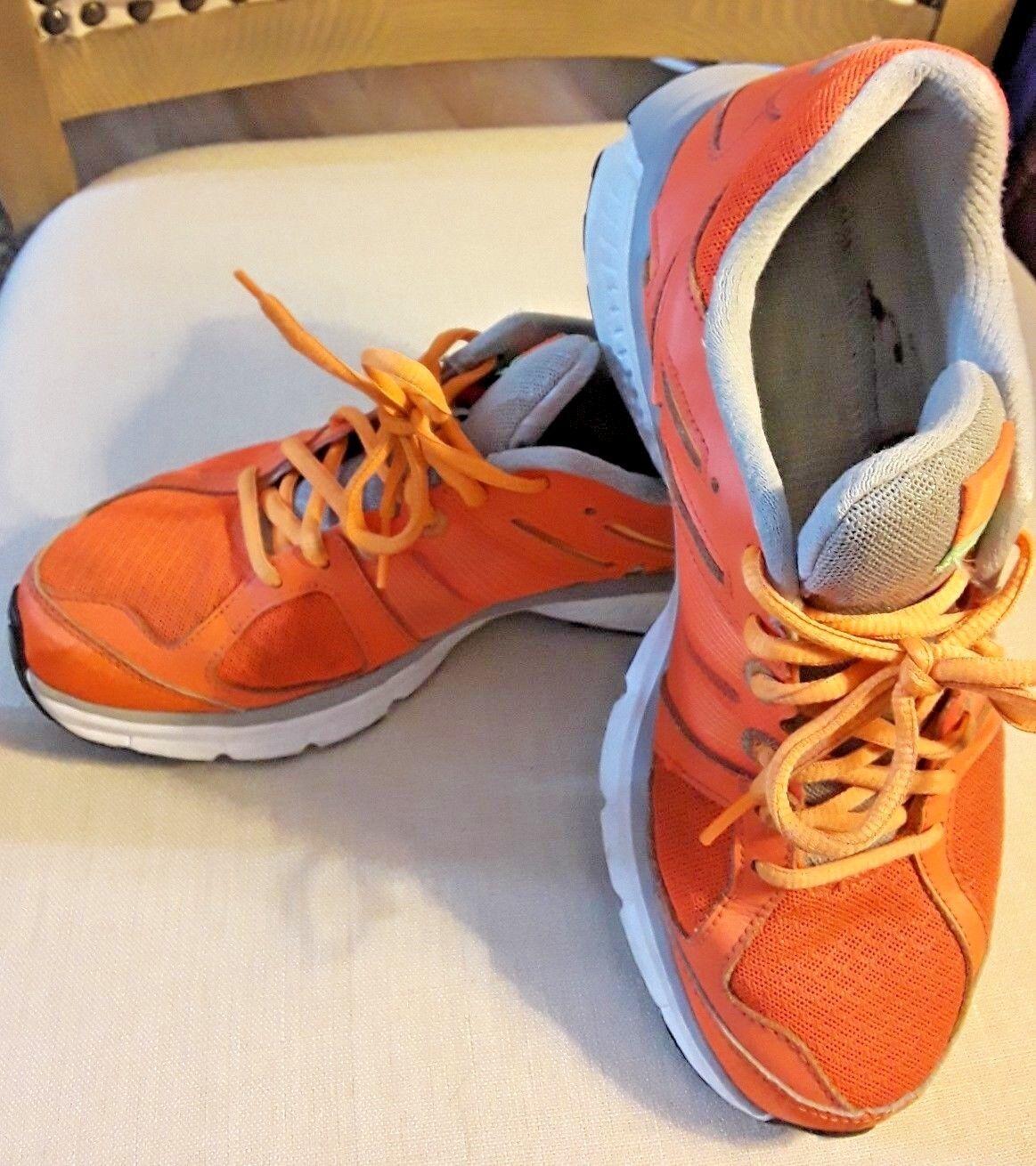 Nike Anodyne Dd Orange and gray  Comfortable Cheap women's shoes women's shoes