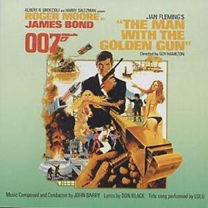 Various-Artists-Man-With-the-Golden-Gun-CD-2003-NEW-Quality-guaranteed