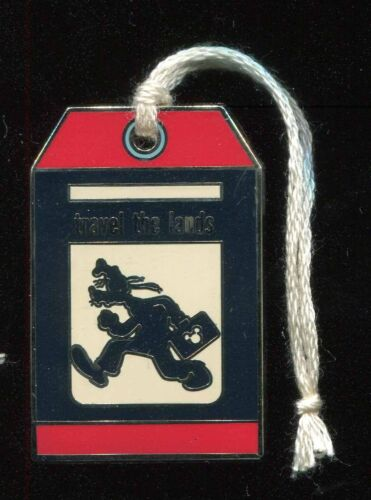 TAG Mystery Goofy Disney Pin 117038