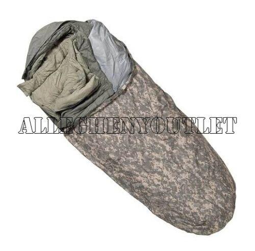 EXC US Military ACU 5 Piece IMPROVED MODULAR SLEEPING BAG SLEEP SYSTEM IMS VGC