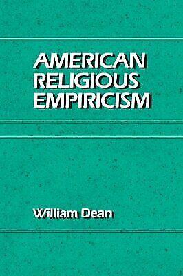 American Religious Empiricism [Suny Series in Religious Studies]
