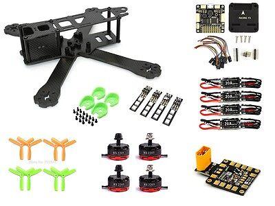S96 220mm 220 Quadcopter frame kit F3 6DOF ARCO RS2205 20A Littlebee PDB 4045