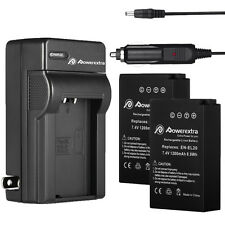 2x EN-EL20 Li-ion Battery + Charger For Nikon V3 S1 J1 J2 J3 Coolpix A