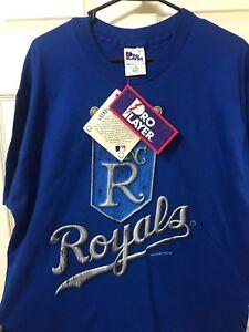 100a1e6f Vintage Kansas City Royals Shirt T Shirt Pro Player 1997 KC Royals ...