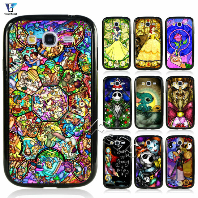 Hybrid TPUPC Nightmare before Xmas Ariel Stitch For Iphone & Samsung Phone Case