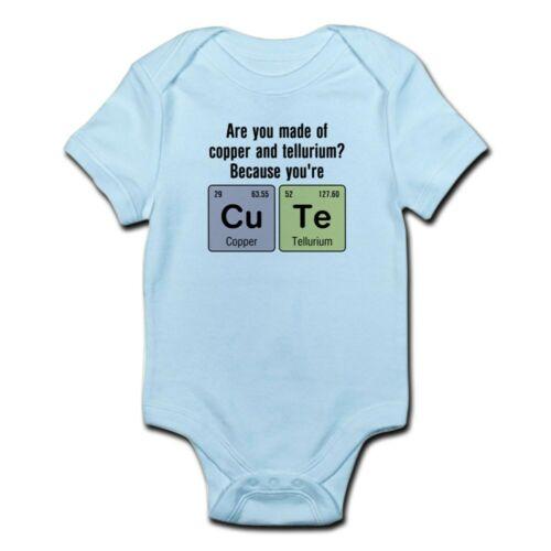 Chemistry Infant Bodysuit Baby Bodysuit 1223080970 CafePress Cu Te Cute
