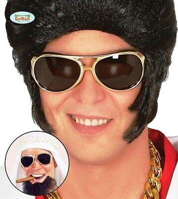 Carnevale Halloween Occhiali Re Del Rock King Of The Rock Elvis Le Materie Prime Sono Disponibili Senza Restrizioni