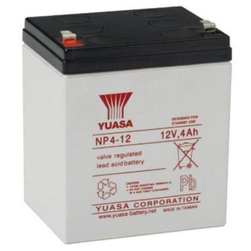 SCHUMACHER ELECTRIC XP400 JUMP STARTER 12V 4AH REP YUASA JUMP STARTER BATTERY