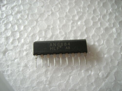 AN 6884  Schaltkreis  5-Dot LED Driver Circuit