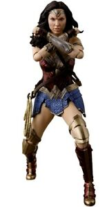 Dc Justice League S.h.   Figuarts Wonder Woman Figurine Action ligue de la justice