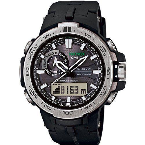 Casio Collection Prw-6000-1er Pro Trek Watch for sale online  8c86a4144b