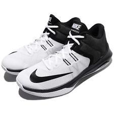 fbed115567ebe Nike Air Versitile II 2 White Wolf Grey Basketball SNEAKERS 921692 ...