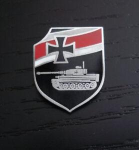 German-Military-Tank-VI-Tiger-Cap-Badge-1941-1942-World-War-11