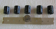 10 Nichicon 820uF 50V HD Low Imp Long Life High Ripple Electrolytic Capacitors