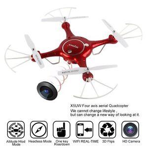 2017-Syma-X5UW-720P-FPV-WIFI-Kamera-One-Key-UP-Down-Drone-RC-Quadrocopter-Drohne