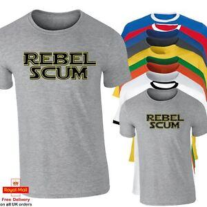 Mens-Rebel-Scum-Darth-Vader-Star-Wars-Parody-Funny-T-Shirt-Great-Gift-Idea