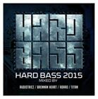 Hard Bass 2015 by Various Artists (CD, Mar-2015, 4 Discs, B2S)