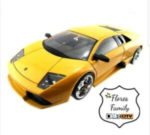 2008-DUB-Bigtime-Kustoms-Lamborghini-Murcielago-LP640-1-24-die-cast-Jada-Yellow