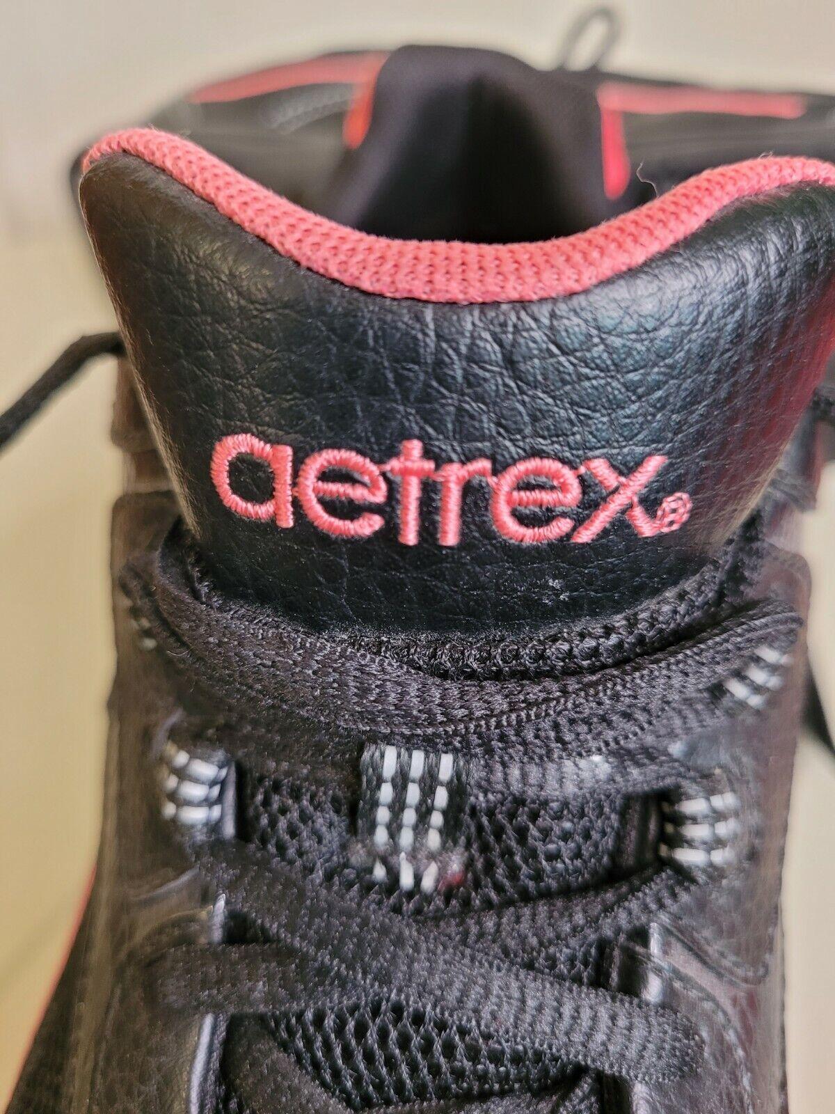 Aetrex Black/Hot Pink Bodyworks Toning Women's 10… - image 6