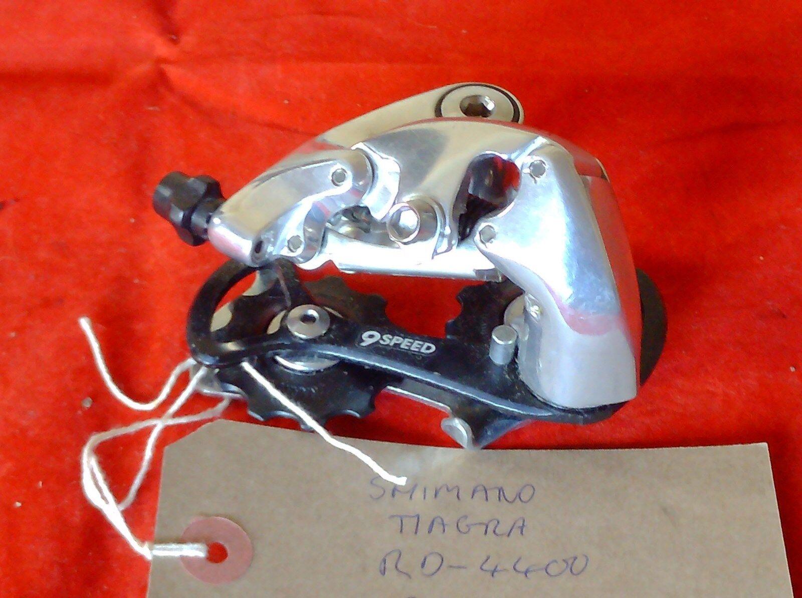 Nos SHIMANO TIAGRA RD-4400 Desviador Trasero 9 velocidad, 2000