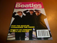 THE BEATLES BOOK MONTHLY Magazine No. 270 Oct 1998