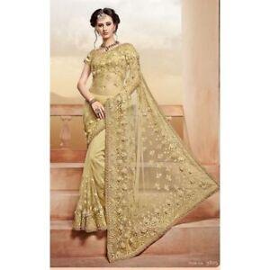 02514926f0c Image is loading sari-latest-Wedding-Designer-Indian-Bollywood-Bridal -pakistani-