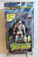 Todd McFarlane Pilot Spawn Deluxe Edition Ultra-Action Figures Todd Toys 1995