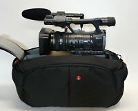 Pro Mf3 Camcorder Bag For Gy Hm600 Hm650 Panasonic Ac130a Ac160a Hpx250