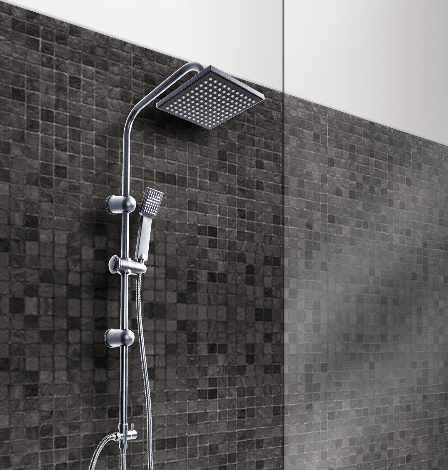 Grafner Duschgarnitur Duschstange Duschstange Duschstange Handbrause Duscharmatur Regendusche Duschset | Spielen Sie das Beste  | Reparieren  | Charmantes Design  | ein guter Ruf in der Welt  a50cb5