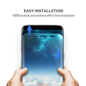 Details about Newest Screen Protector Ultra Thin PET Soft LCD Film For  Samsung Galaxy Note 8