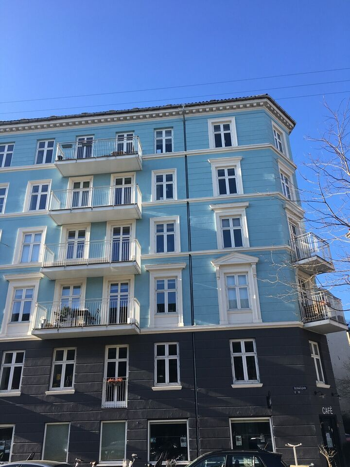 5 vær. andelslejlighed, 135m2, på Vesterbro
