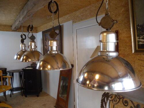 Industriedesign Fabriklampe Werkstattlampe Lampe Deckenlampe Art Deco Industrial