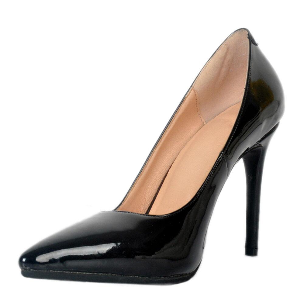 Damen Schuhe Pumps High Heels Hoch Gr.34-43 Leopard Gr.34-43 Hoch Spitz Sexy Party Nachtclub e38f7a