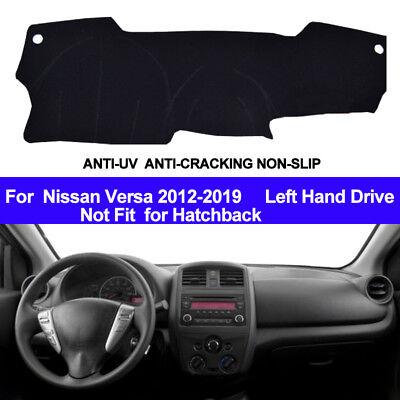 Inner Dashboard Dash Mat DashMat Sun Cover Pad For NISSAN VERSA 2012-2017