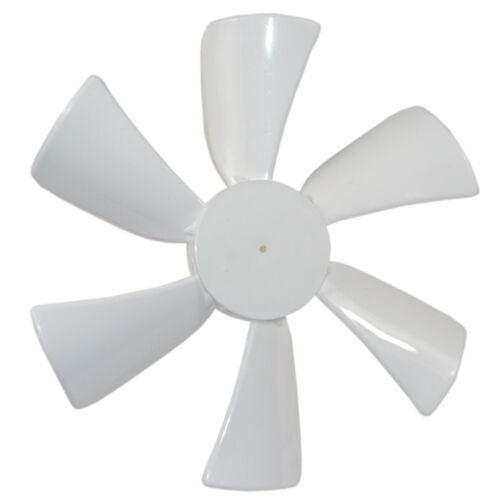 """Range Hoods 6/"""" Fan Blade 1//8/"""" Round Bore Replacement for Jensen 12V Roof Vents"""