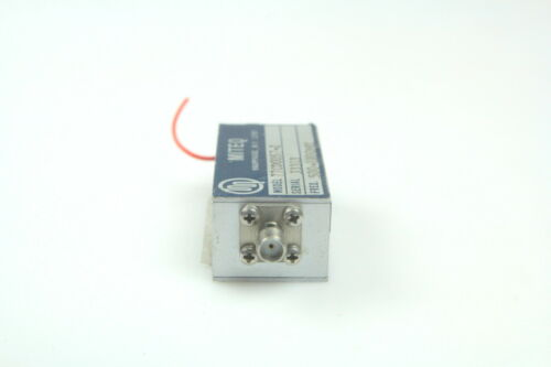 Details about  /Miteq Microwave RF Amplifier 500-1000 MHz 77CD0057-2