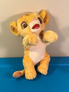 The-Lion-King-Soft-Baby-Simba-Stuffed-Animal-Plush-Disney-World-Disney-Babies
